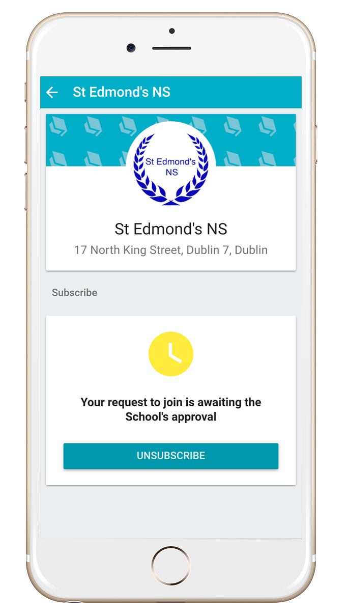 Komeer App Pending Groups Screen