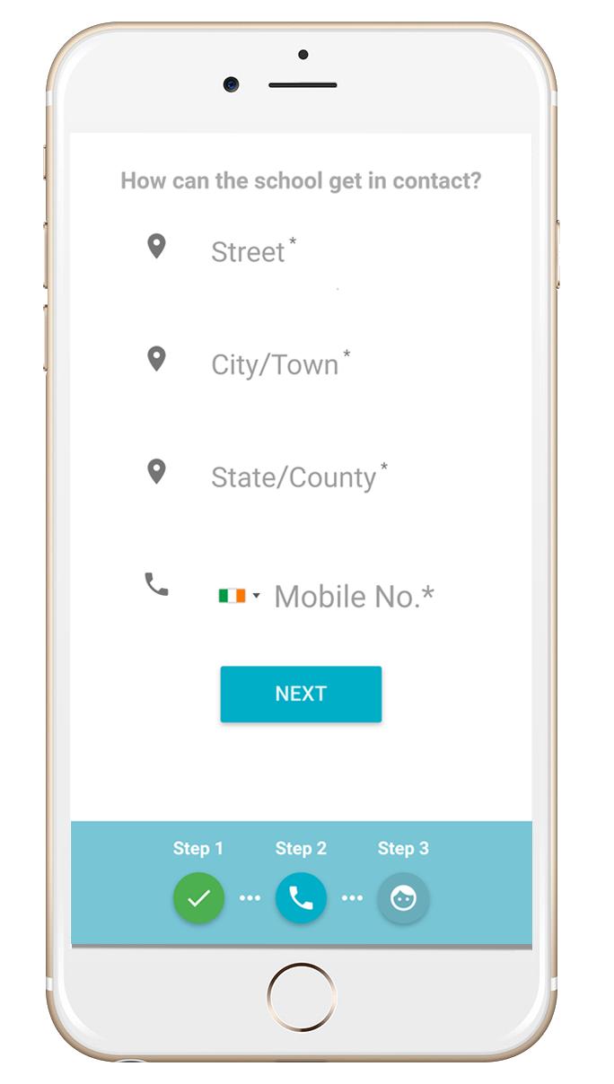 Komeer App Profile Screen Stage 2