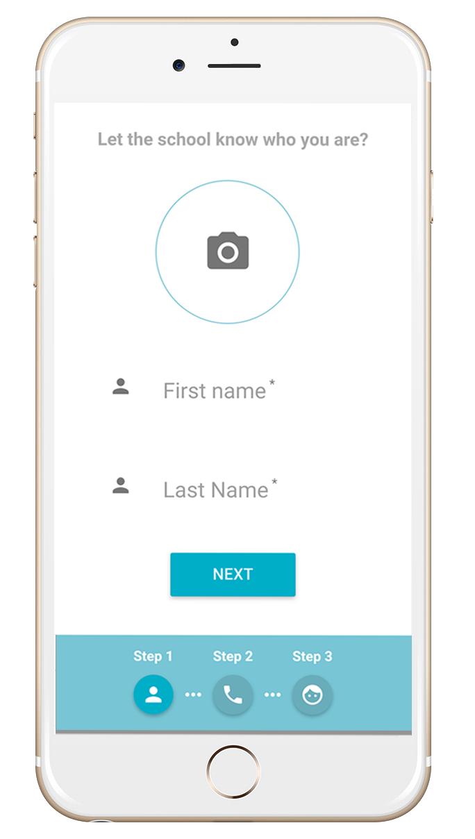 Komeer App Profile Screen