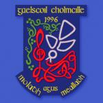 GaelScoil Cholmcille Crest