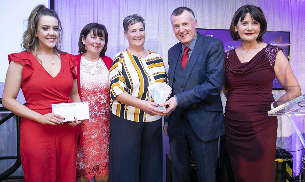 Early Childhood Ireland National Awards 2019Photo Fennell Photography 2019