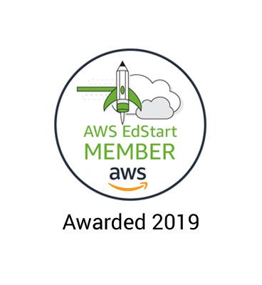 Komeer AWS EdStart Award