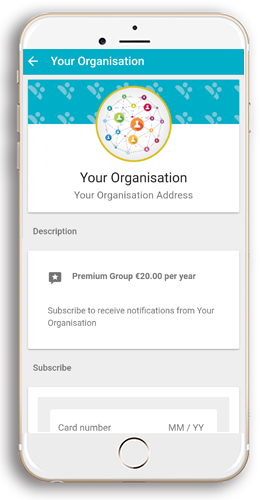 Komeer Organisations Subscription Group