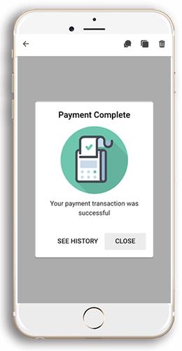 Komeer Payment Receipt